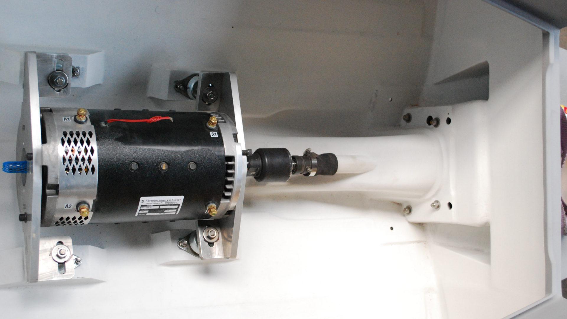 FELLERyachting Hybridsystem