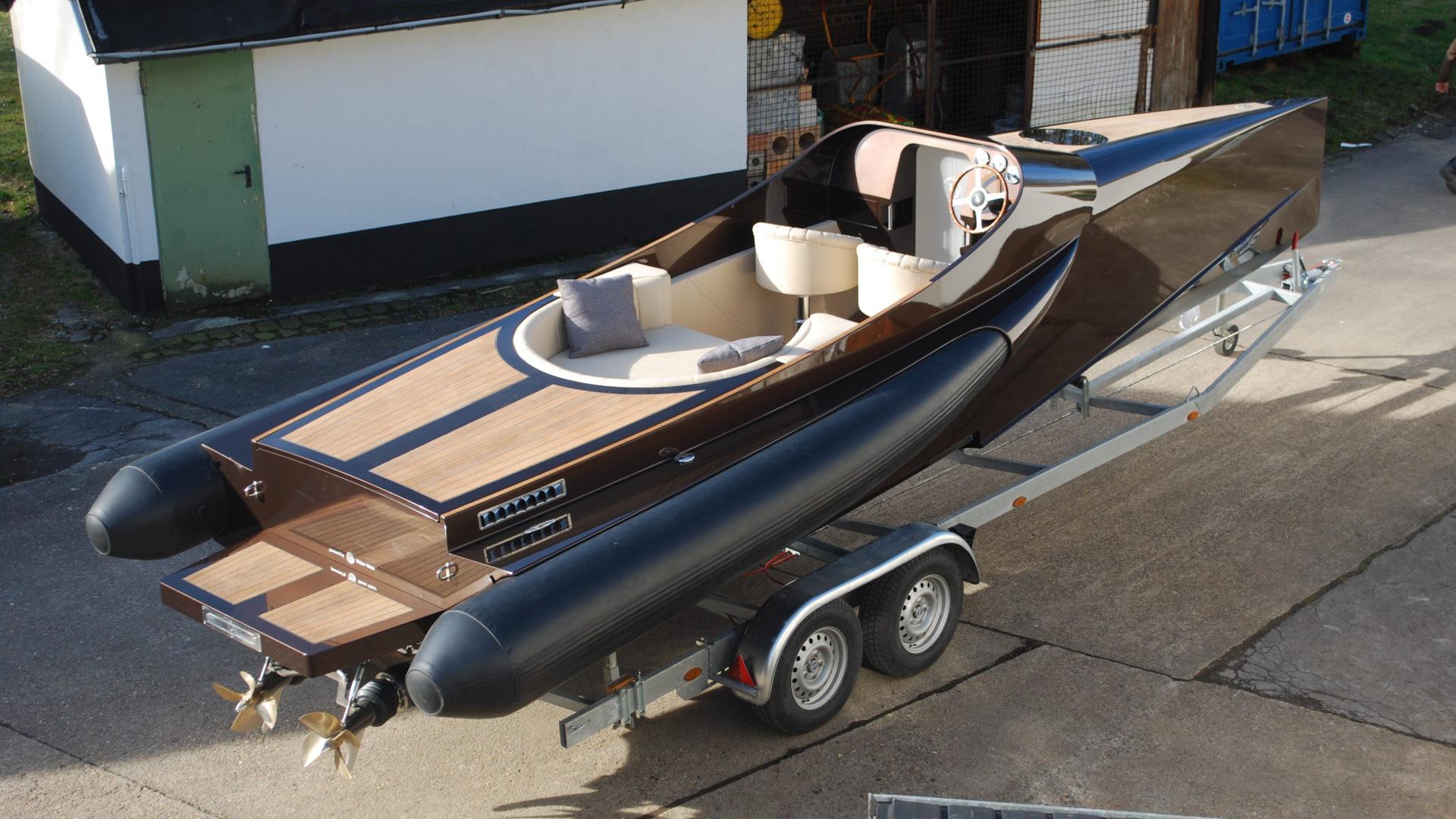 Sportboot FELLERyachting