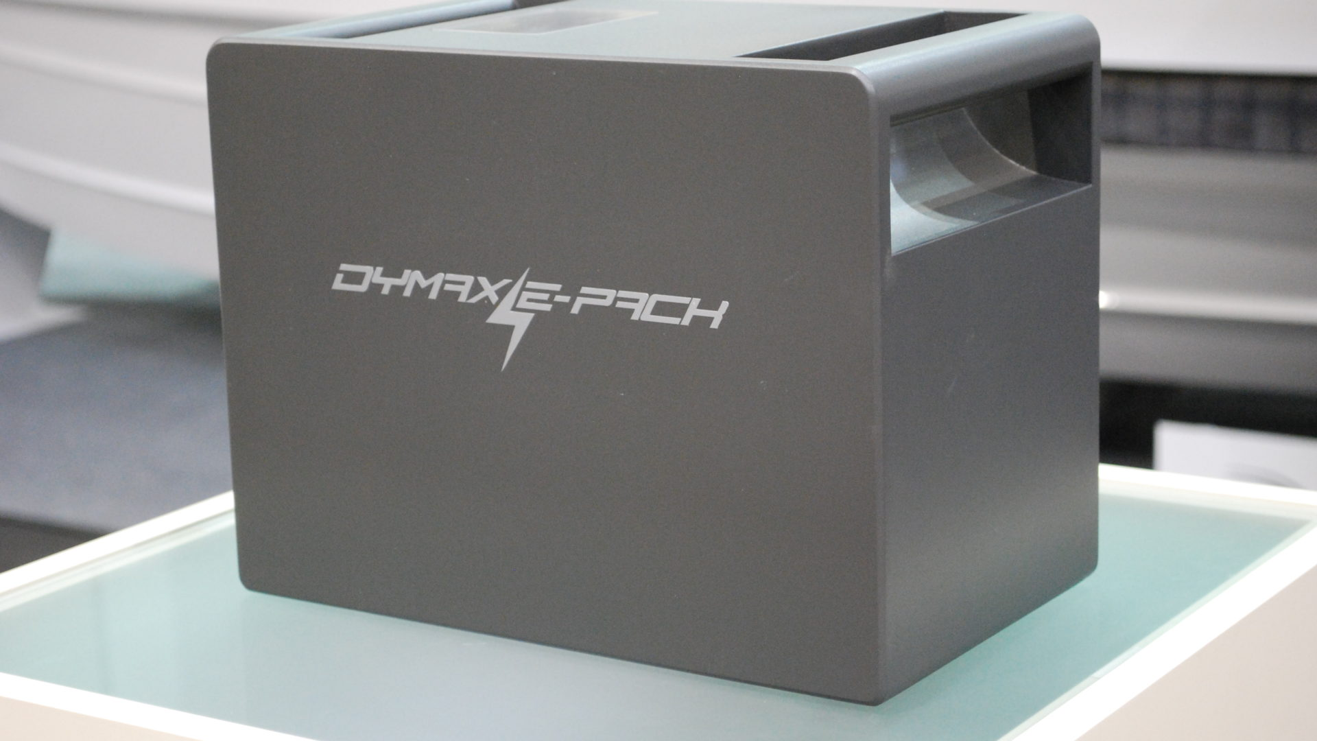 Dymax E-Pack Lithiumbatterie